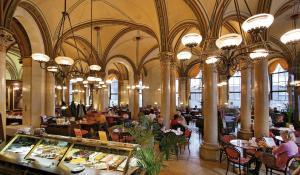 Kaffeehaus: Café Central, Wien